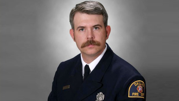[DFW] Funeral Monday for Dallas Firefighter Killed in Fall
