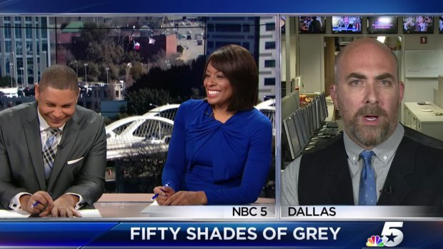 "[DFW] Wilonsky: ""50 Shades"" is ""Shockingly Not Sexy"""