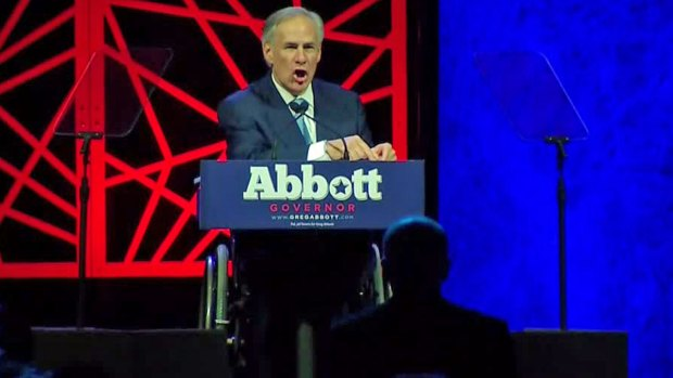 Gov. Abbott Vows to 'Fight Back' for North Carolina Law
