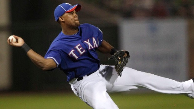 Adrian Beltre's Making a Difference Already