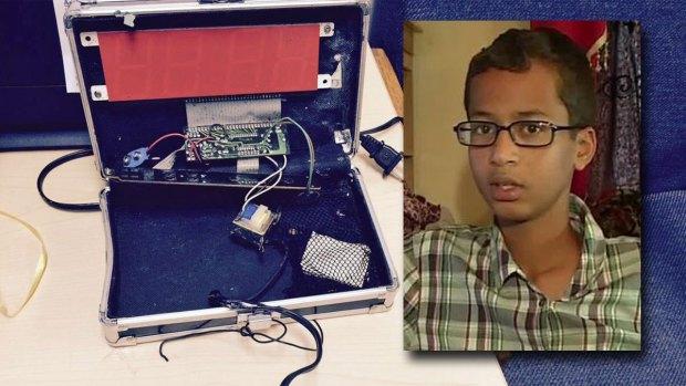 Clock-Making Teen Receives Social Media Support