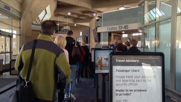 [DFW] TSA Not Letting More Airports Switch to Private Security