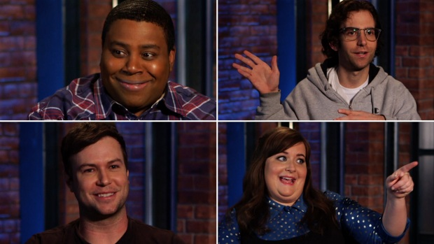 "[NATL] WATCH: Current Cast Members Reflect on ""SNL"""