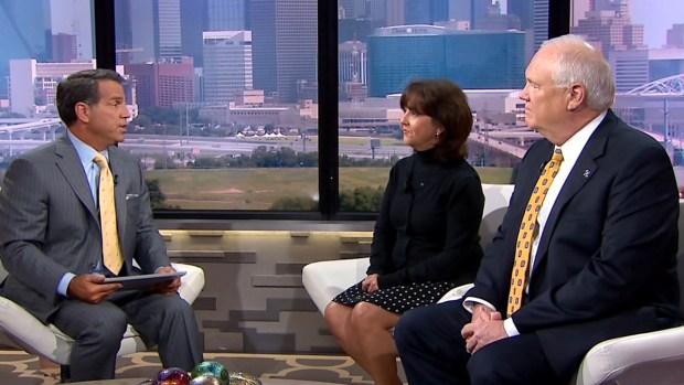 [DFW] Officials Discuss Walk to End Alzheimers