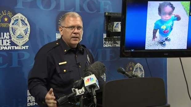 [DFW] Dallas Police Give Update on Amber Alert