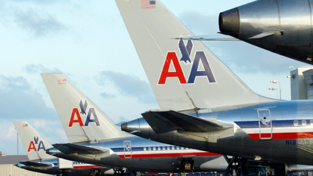 AA Holds 1-Day Fare Sale for Yu