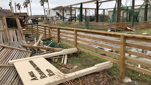 [DFW] Hurricane Harvey Damages ARK Facility