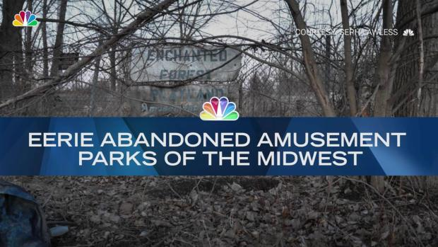 [NATL-NY] The Eerie Abandoned Amusement Parks of the Midwest