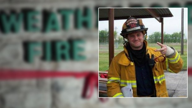 [DFW] Weatherford Firefighter Dies in Line of Duty