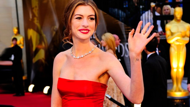 "Anne Hathaway Starring in and Producing ""Puzzler"""