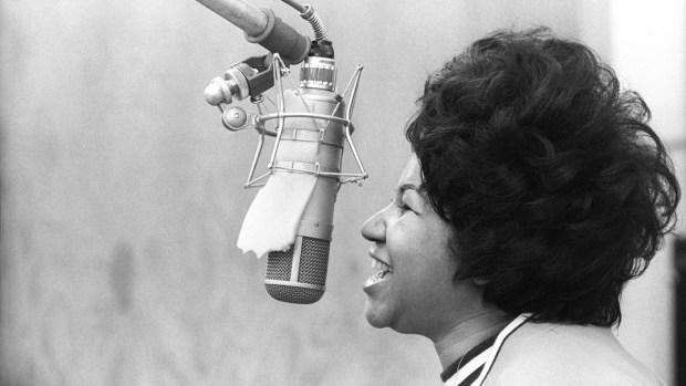 In Memoriam: Aretha Franklin