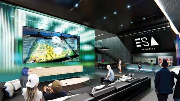 [NATL-DFW] Look Inside Arlington's $10M Esports Stadium