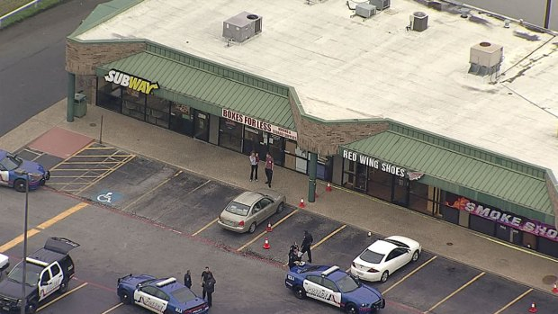 [DFW] Arlington Store Manager Shot, Killed