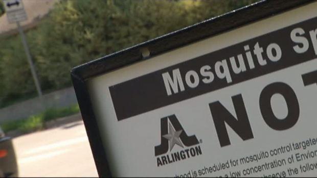 [DFW] More Ground Spraying in Arlington