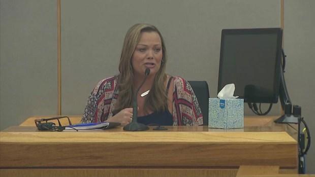 Victim's Sister Tells Brenda Delgado, 'I Hope You Rot in Hell'