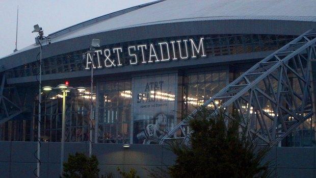 NFL Considering Using AT&T Stadium for Data Storage | NBC 5 Dallas