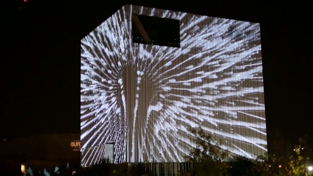 Aurora Dallas 2018 Set to Illuminate Downtown; Road Closures