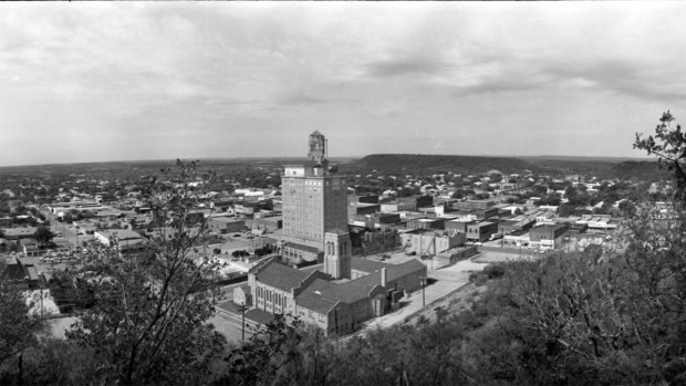 Historic Photos of The Baker Hotel in Mineral Wells