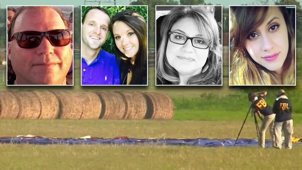 [DFW] New Details of Balloon Crash Victims, Investigation