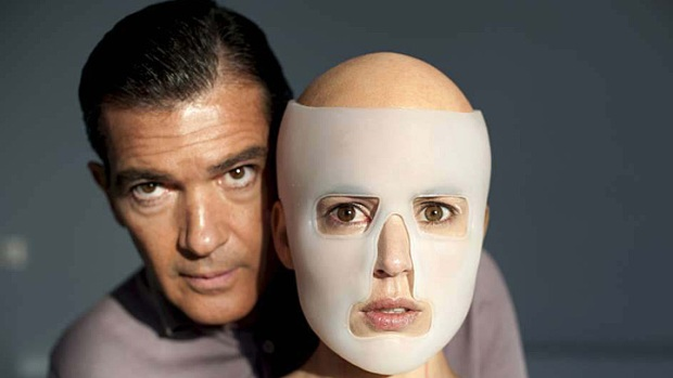 "An Unspeakably Creepy Teaser for Almodovar's ""The Skin I Live In"""