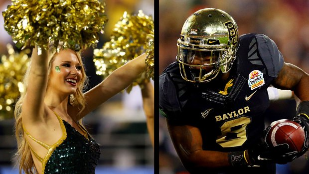 Baylor Drops 2014 Fiesta Bowl to UCF