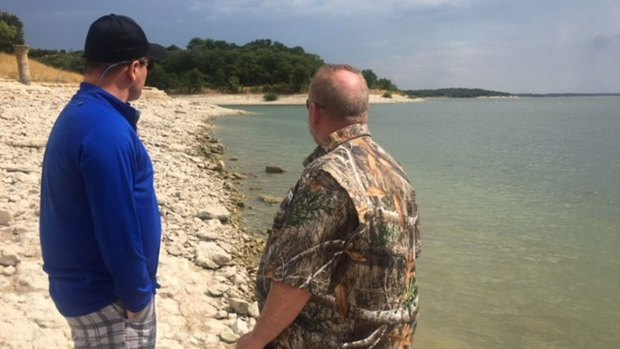 [DFW] Volunteer Diver to Drag Cars from Benbrook Lake Possibly Tied to Fort Worth Missing Trio