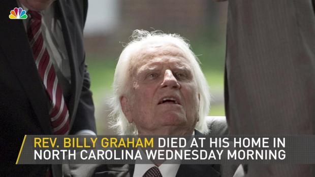 [NATL-NY] Billy Graham Dead, Age 99