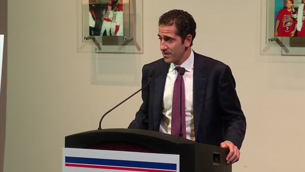 Blake Cordish on Texas Live Development Plans (Raw Video)