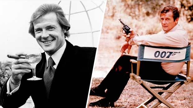[NATL] Sir Roger Moore, James Bond, Dies at Age 89