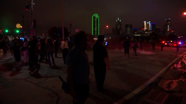Protesters Call for 'Justice for Bo' in Downtown Dallas