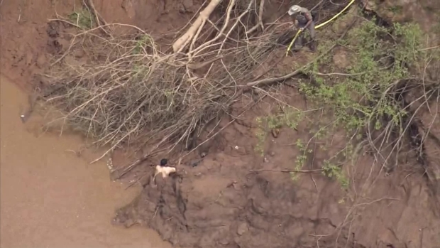 [DFW] Search Continues for Boy, 10, Who Fell in Brazos River