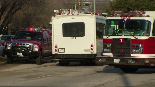 1 Pedestrian Killed, 1 Injured by Bus
