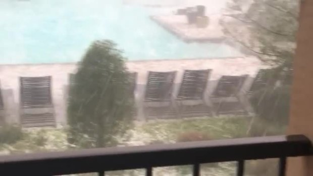sunday storms in mckinney