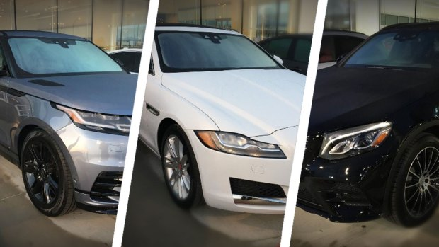 Photos: Luxury Cars Offered With Vehicle Subscription
