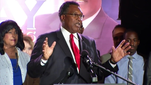 Dwaine Caraway Announces Run for Commissioners Court