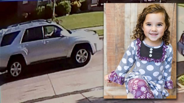 Warning: Camera Shows Child, 5, Struck in Hit-and-Run