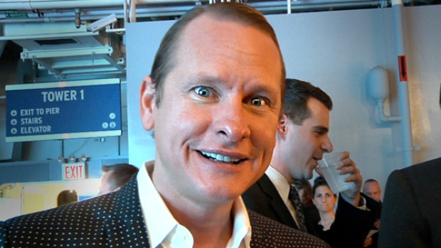 "[FREEL] VID: Carson Kressley: Fashion on an Aircraft Carrier Is ""So Hot"""