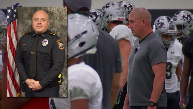 Big Game Friday Night to Honor Fallen GP Officer