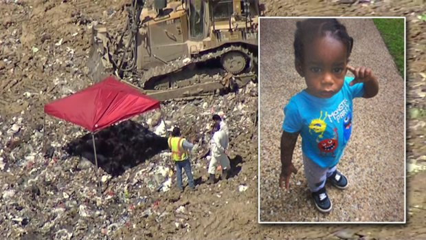 [DFW] Questions Remain in Death of Missing Dallas Toddler Cedric Jackson