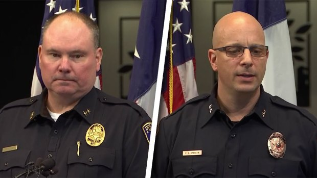 [DFW] Farmers Branch, Addison Chiefs Update on Fatal Officer-Involved Shooting (Raw Video)