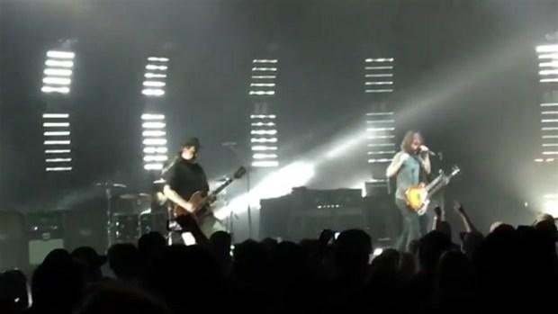 [NATL] Chris Cornell's Last Performance in Detroit