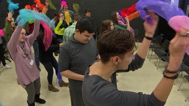 [DFW] Carter in the Classroom: Helping Hands in Keller ISD