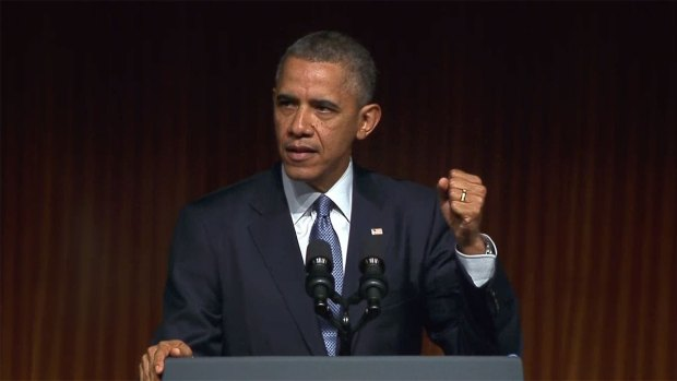 [DFW] Obama Speaks at 50th Anniversary of the Civil Rights Act