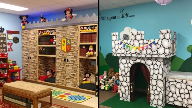 Classroom Decoration Ideas Fort Worth ~ Every classroom at keller isd school gets magical upgrade