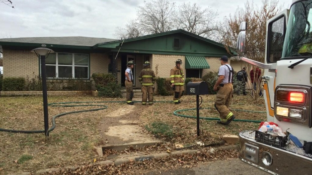 [DFW] Cleburne Authorities Find Man Dead After Fire