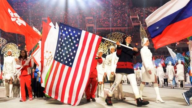 Best of the 2014 Sochi Olympics Closing Ceremony