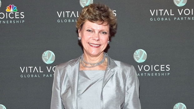 [NATL] Cokie Roberts Dies at 75