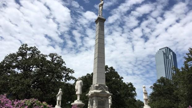 Dallas City Council Considers Removing Confederate Statue