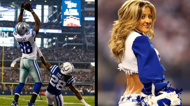 Sideline Images: Cowboys Vs.Colts