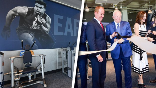 Cowboys Fit Opens at The Star in Frisco